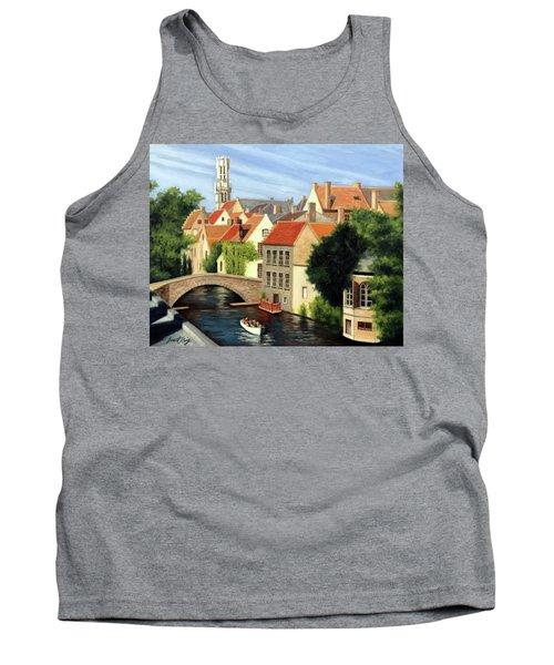 Beautiful Bruges Tank Top
