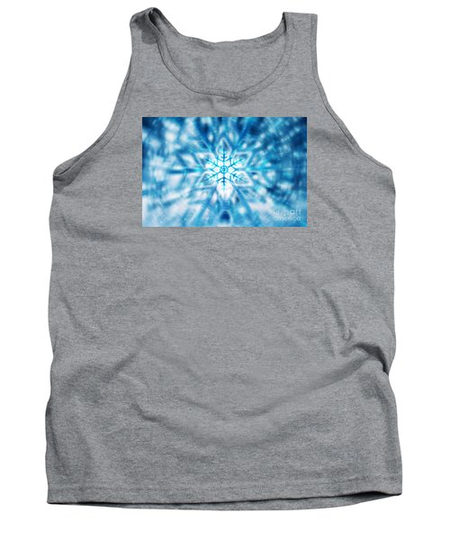 Beautiful Christmas Background Tank Top