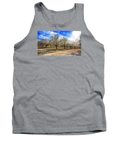 Beautiful Spring Garden  Tank Top
