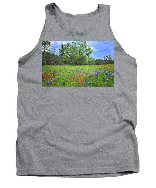 Beautiful Texas Spring Tank Top