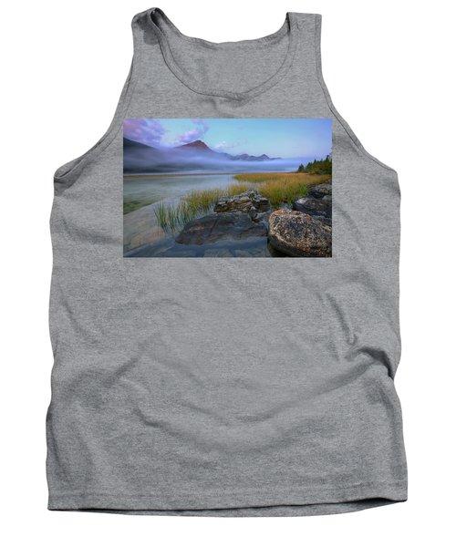 Beauty Creek Dawn Tank Top by Dan Jurak