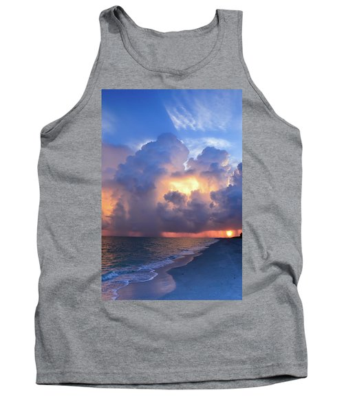 Tank Top featuring the photograph Beauty In The Darkest Skies II by Melanie Moraga