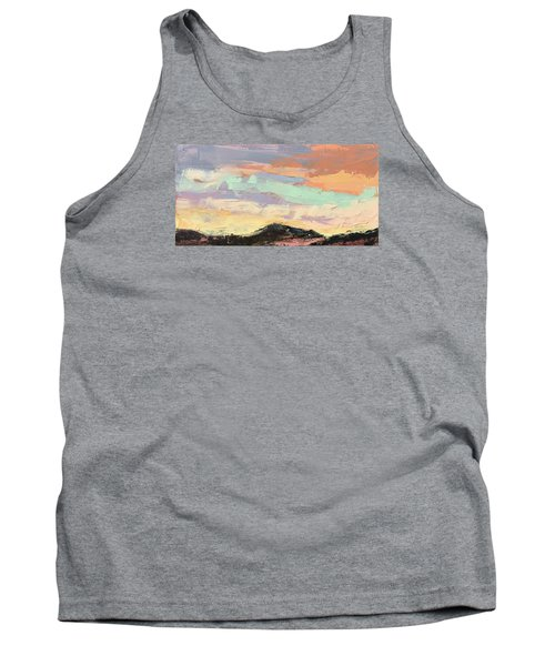 Beauty In The Journey Tank Top by Nathan Rhoads