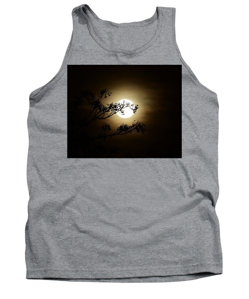 Beauty Is Life Tank Top by Angela J Wright