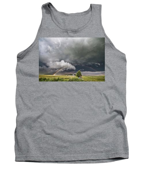 Beauty Within Darkness Tank Top