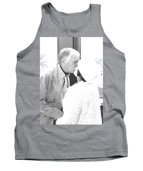 Becky's Kiss Tank Top by Jesse Ciazza