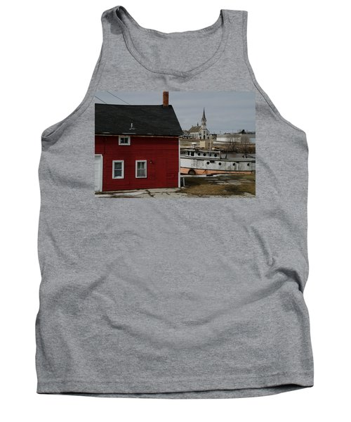 Becoming A Part Of A By-gone Era Tank Top