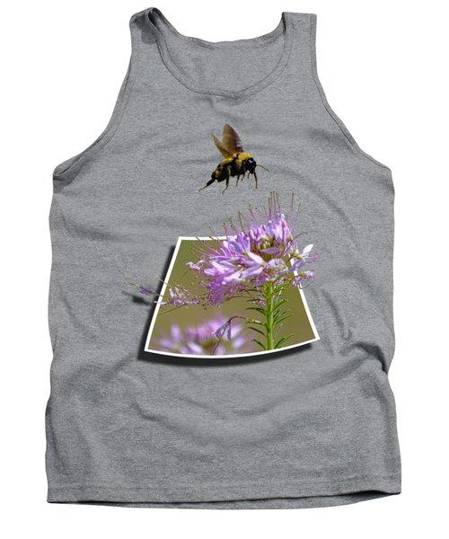 Bee Free Tank Top