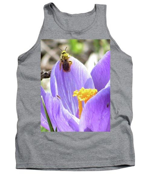 Bee Pollen Tank Top