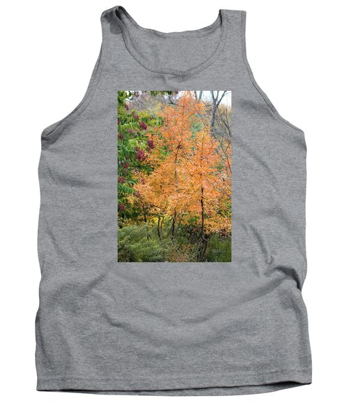 Tank Top featuring the photograph Before The Fall by Deborah  Crew-Johnson