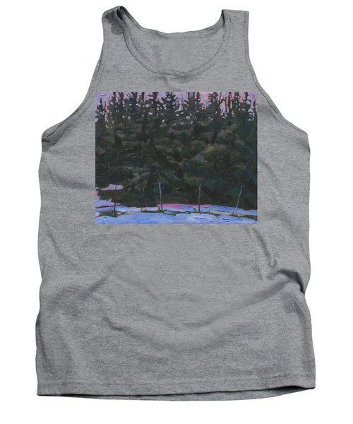 Before The Storm Tank Top