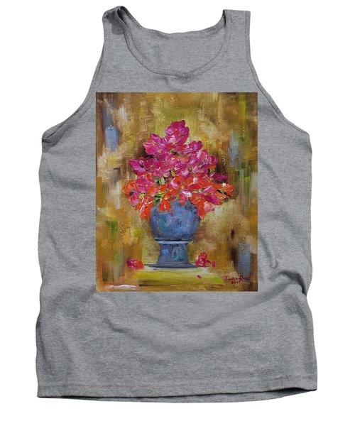 Begonia Justice Tank Top