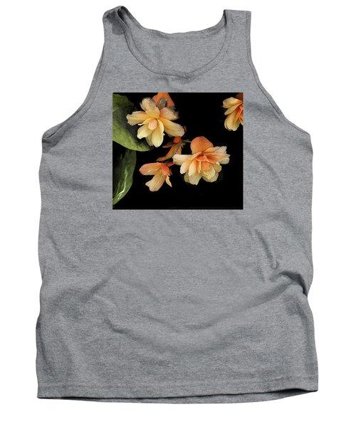 Begonias 2 Tank Top