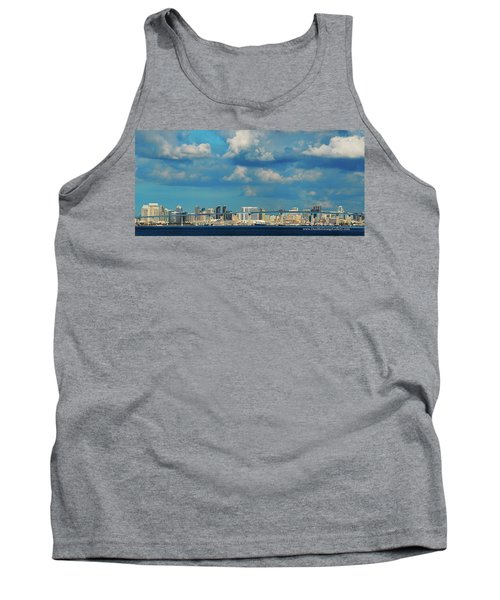 Behind The Bridge Tank Top