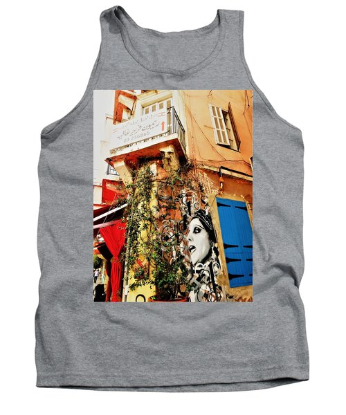 Beirut Home Tagged With Fayrouz Tank Top