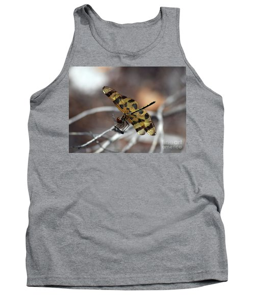 Bejeweled Wings Tank Top