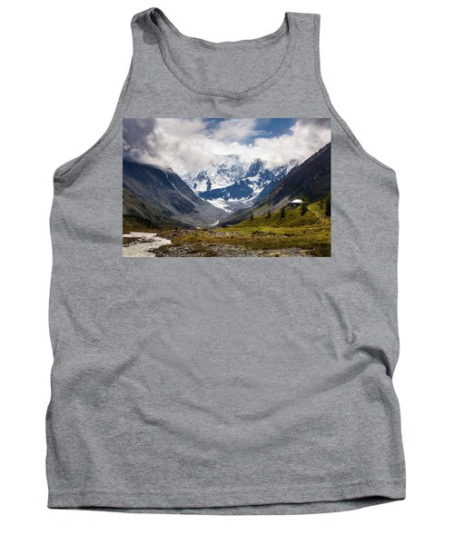 Belukha Mountain. Altay. Russia Tank Top