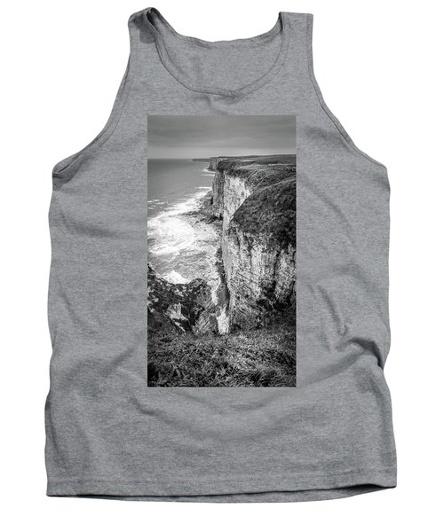 Bempton Cliffs Tank Top by Nigel Wooding