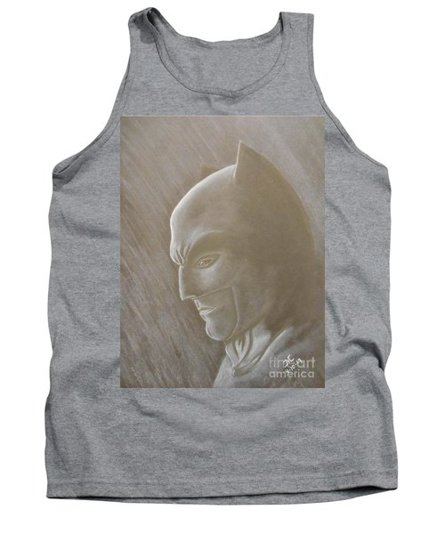Ben As Batman Tank Top