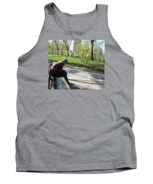 Benched Tank Top