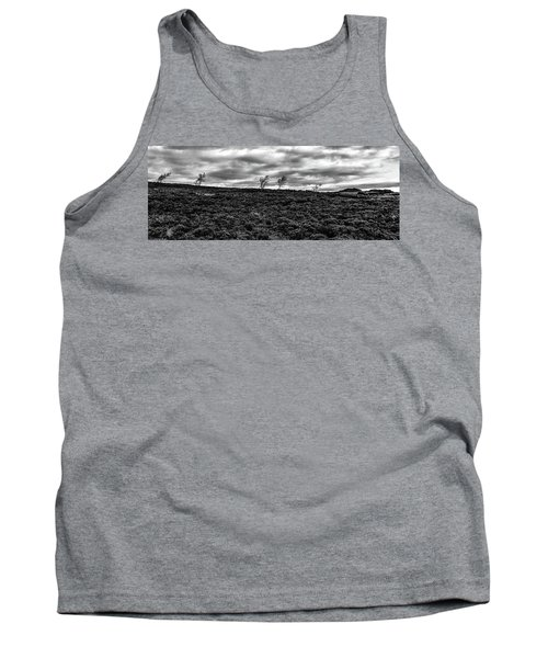 Bending To The Wind Tank Top