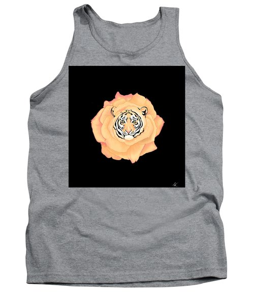 Bengal Blossom Tank Top
