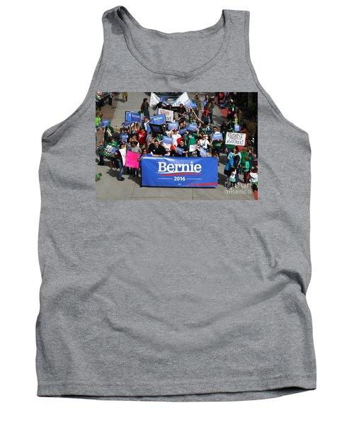Bernie 2016 Tank Top