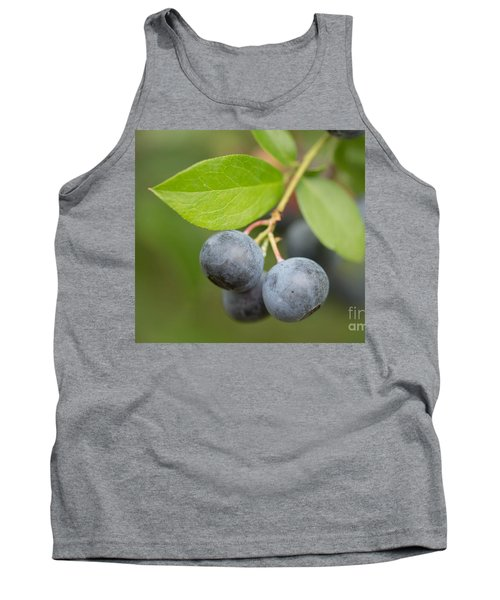 Berrydelicious Tank Top by Kim Henderson