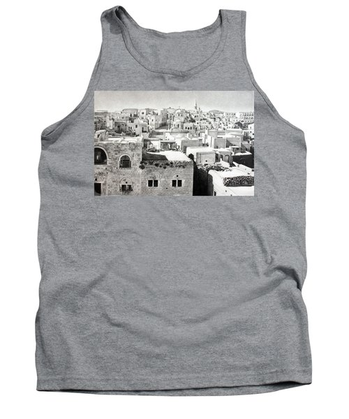 Bethlehem Old Town Tank Top