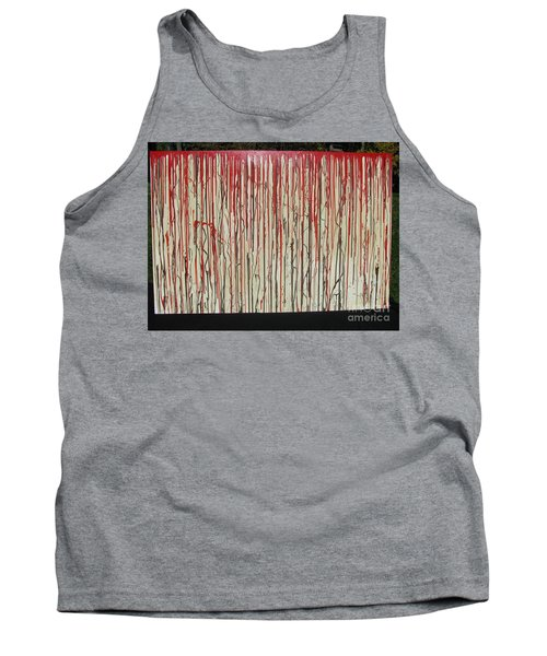 Tank Top featuring the painting Betrayal by Jacqueline Athmann