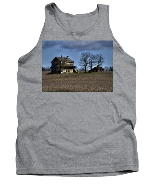 Tank Top featuring the photograph Better Days by Robert Geary