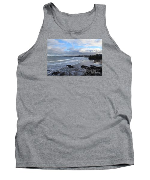 Tank Top featuring the photograph Between Cornish Storms 2 by Nicholas Burningham