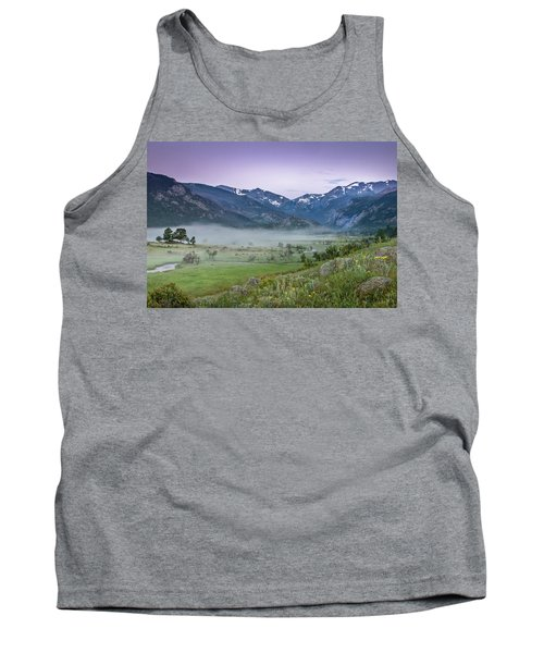 Between Night And Day Tank Top
