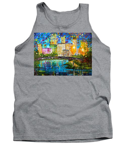 Beyond The Bridge Tank Top