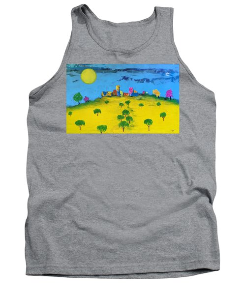 Beyond The Lemon Grove Tank Top