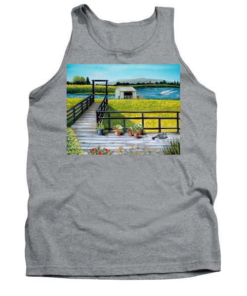 Beyond The Levee Tank Top