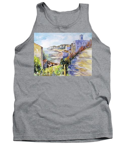 Beyond The Point Tank Top