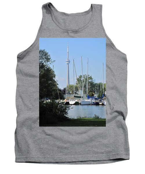 Beyond The Trees  Tank Top