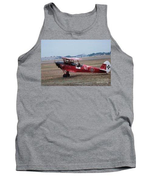 Bi-wing-2 Tank Top