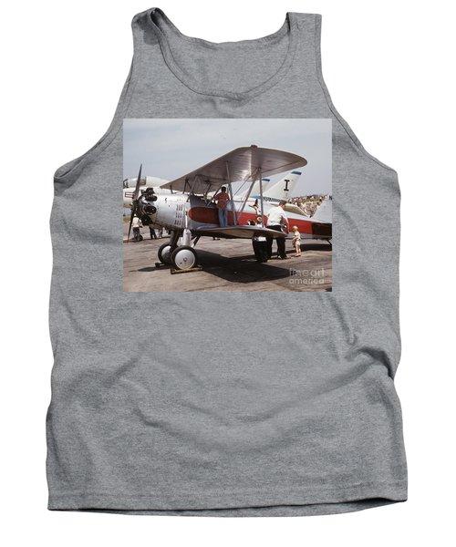 Bi-wing-3 Tank Top