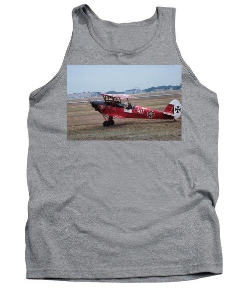 Bi-wing-7 Tank Top