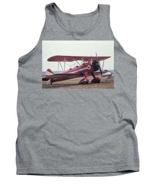 Bi-wing-9 Tank Top