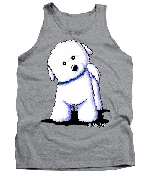 Bichon Boy Tank Top