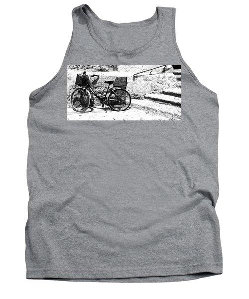 Bicyle In Cuitadella Tank Top