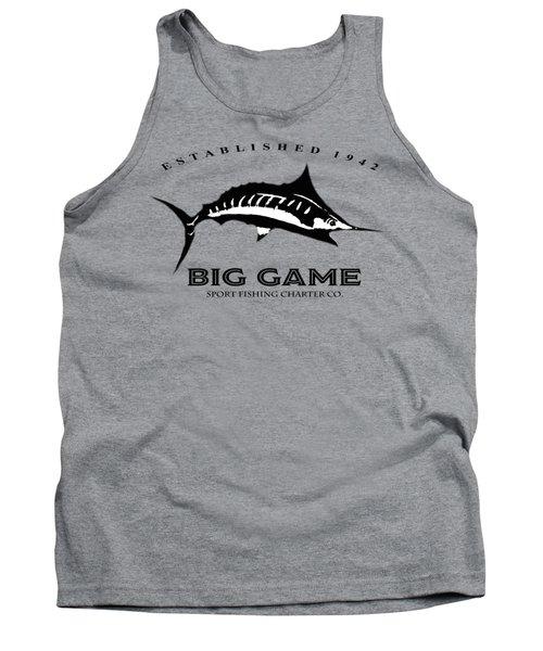 Big Game Fish Tank Top