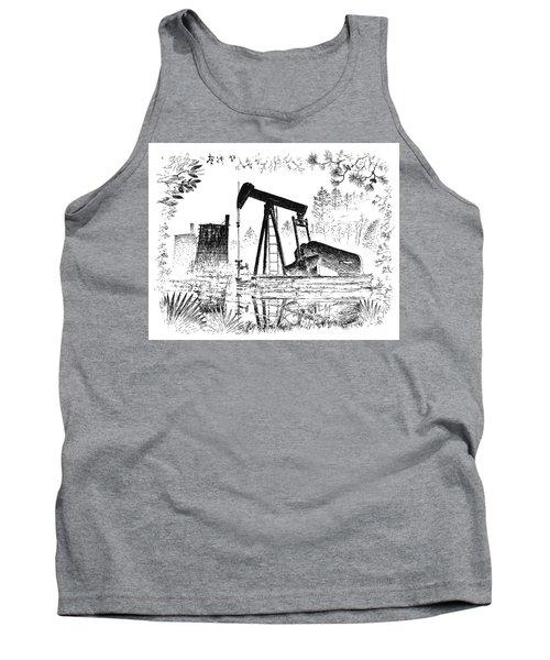 Big Thicket Oilfield Tank Top