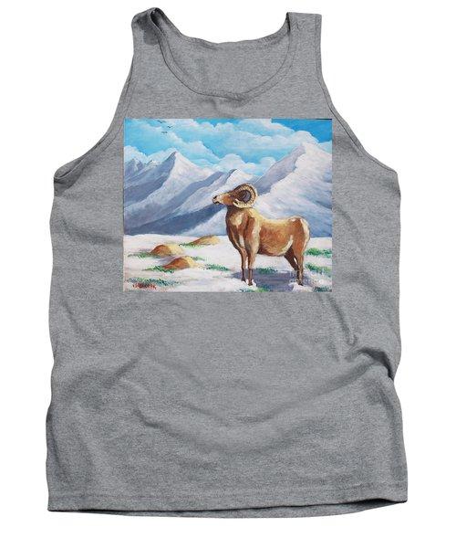 Bighorn Kam Tank Top