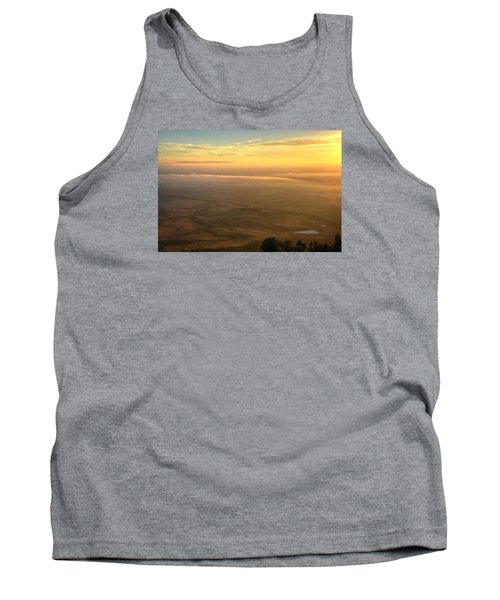 Bighorn Sunrise Tank Top