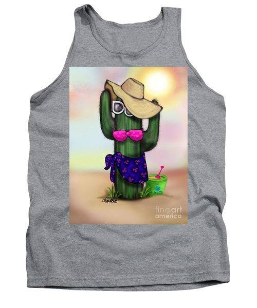 Bikini Cactus Tank Top