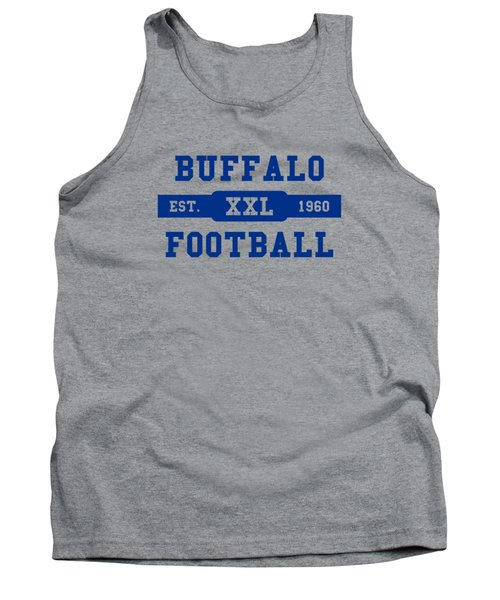 Bills Retro Shirt Tank Top by Joe Hamilton